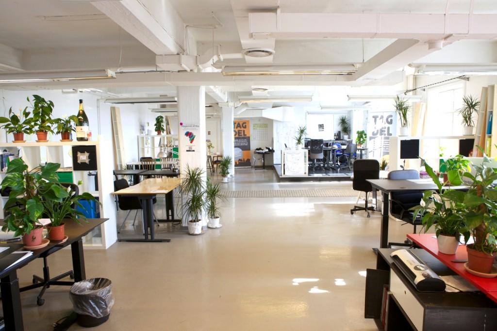 Copenhagen Denmark coworking space